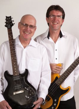 David & John: Norfolk duo 'The Squeegees'